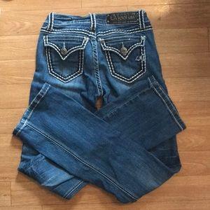 LA Idol jeans - Size 3